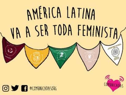 America latina feminista nota
